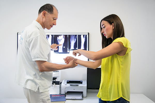 specijalistički ortopedski pregled